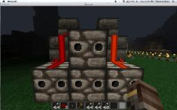 (download) Automatic Arrow dispenser machine gun (No Mods) have fun!! Minecraft Map & Project