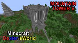 Mountain Tower V Minecraft Map & Project
