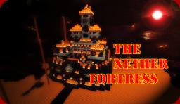 The Nether Fortress Of Fire Minecraft Map & Project
