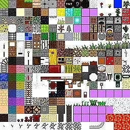 Minecraft Texture Packs 1.4.7 16x16