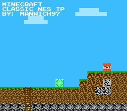 Classic NES 8-Bit Texture Pack (1.4.7) Diamond & Subscribe :) Minecraft Texture Pack