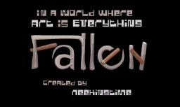 Fallen (now with SALAD FINGERS! bonus texture!) Minecraft