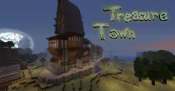 Treasure Town Minecraft