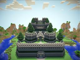 Wolf Castle Minecraft Map & Project