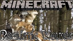 Minecraft Mods - Realistic Wolves - They Be So Real Minecraft Blog Post
