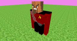 Worf skin for iron golems