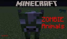 Zombie Animals (More Mobs) [1.4.6] [Forge] Minecraft Mod
