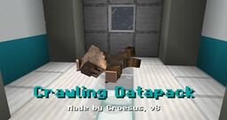 Crawling Datapack Minecraft Data Pack