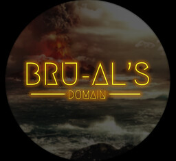 BRU-AL's DOMAIN,  Player Driven Medieval RP. WEEKLY EVENTS, CUSTOM WEAPONS, ENHANCED SURVIVAL. Minecraft Server