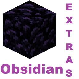 Obsidian Extras Minecraft Mod