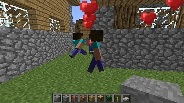 Steves in love! eww gay...
