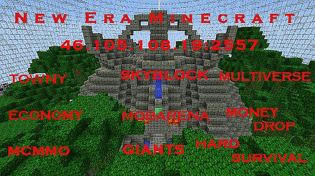 New Era Minecraft
