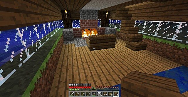 House and flooring designs minecraft project for Minecraft floor designs