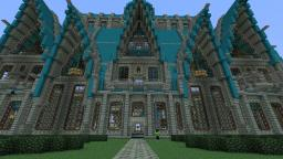 Epic Spawn House Minecraft Map & Project