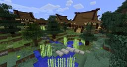 Shinden-zukuri Estate on pwego Minecraft Map & Project