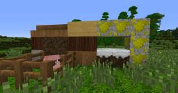 New Evolution Minecraft Texture Pack