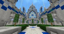 Aquaia: Faucet Palace Minecraft Project