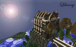 Library Of Magic Minecraft Project