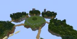 The Survival Games 2 Minecraft Map & Project