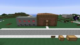 Fuga: My New House Minecraft Blog Post