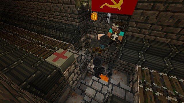 Minecraft metro 2033 server как стрелять из оружия - ac607