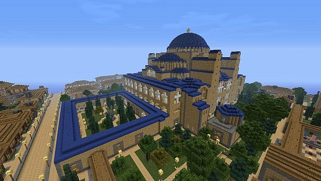 minecraft palace map with Imperial City Of Constantinople Not Finished Download on Watch together with Louis xiv palace of versailles further Map Minecraft 248 Cleopatra S Palace furthermore Watch furthermore 170.