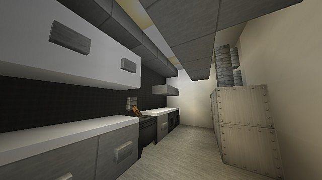 Modern Sunnyside House Minecraft Project