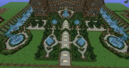 Conquerer's Land Mansion Minecraft Map & Project