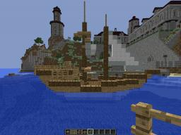 My First Ship! Minecraft Map & Project