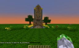 awesome temple(HDwhwi) Minecraft Map & Project