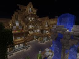 Ederas - Medieval Fantasy City Minecraft