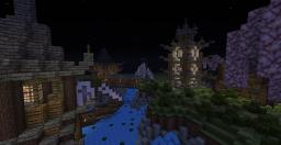 The Islands Of Peace, Japanese Build Minecraft Map & Project