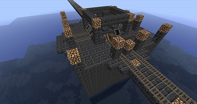 The minecraft project world download