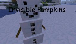 Invisible Pumpkins Minecraft Texture Pack