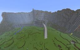 Helms Deep by Turnip_N0se Minecraft Map & Project