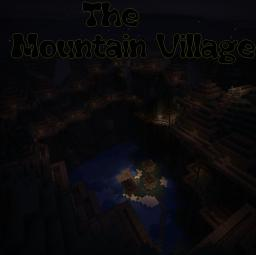 The Mountain Village Minecraft Map & Project