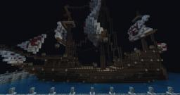 The Conquoria - Galleon Minecraft Map & Project