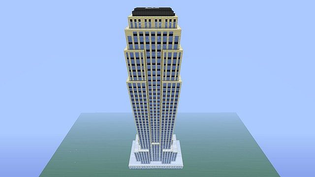 Minecraft Schematics Big Buildings
