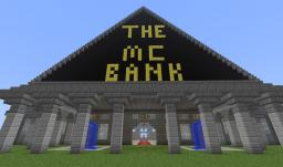 The MC Bank Minecraft Map & Project