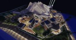 Plaza Black Ops 2 Remake PVP map! 4 Classes! Minecraft Project