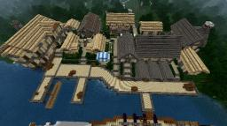 Anacostian Village of Port Arlington Minecraft Map & Project