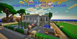 Zombie Land 2.0 [ subscribe for more updates ] Minecraft Texture Pack