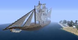 Synical Ships - Boat 1 Minecraft Map & Project