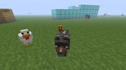 MasheenCraft (2 new dog, 2 new chickens, 1 new pig and more!) Minecraft Texture Pack
