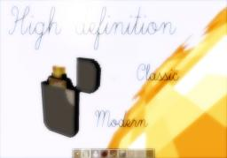 Classic lighter animation 64x