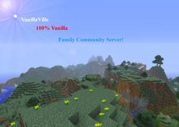 ✰FuxVille - VanillaVille - Friendly Family Community 100% Vanilla Server - Just Singleplayer, WITH FRIENDS! ✰ Minecraft Server