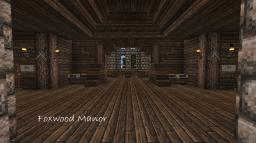 FoxWood Manor Minecraft