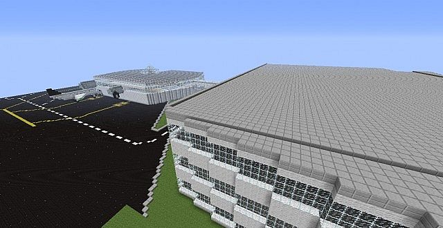 Huntercraft 3 PVP map based on crysis 3 Minecraft Project