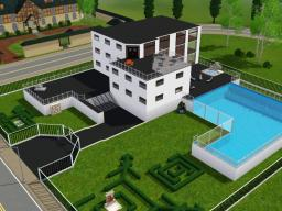 Sims Manor Minecraft Map & Project