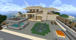 MANSION + DIAMOND? Minecraft Map & Project